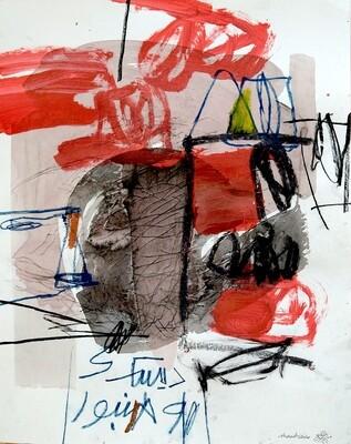 Mansour El Habre - 'Untitled'