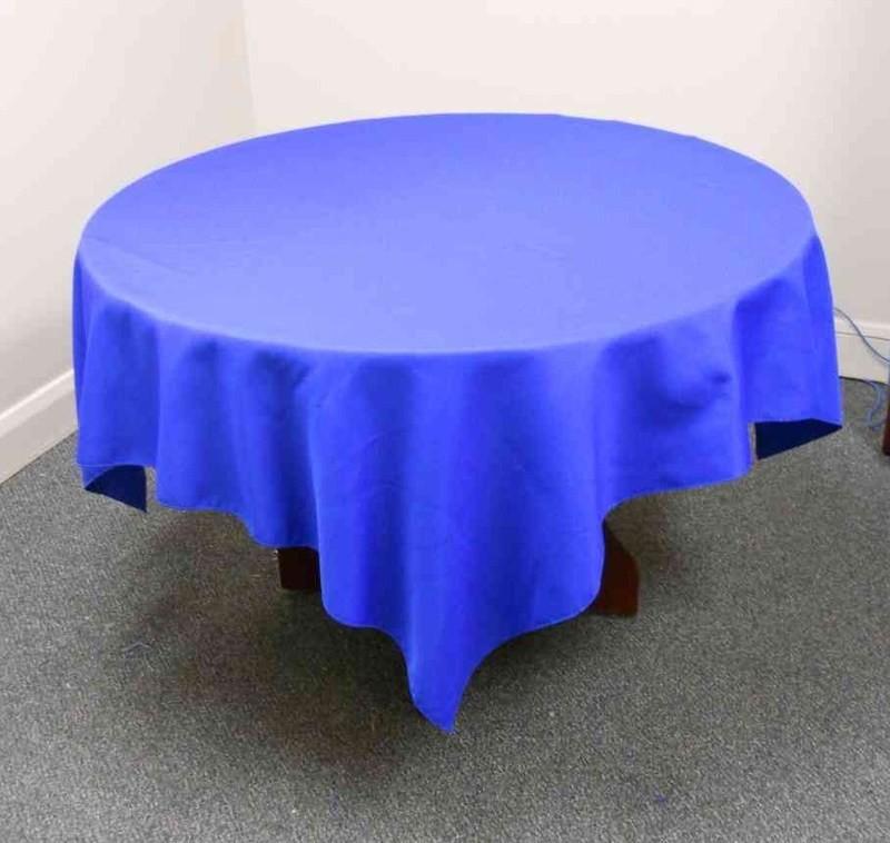 Visa Polyspun Tablecloth (54