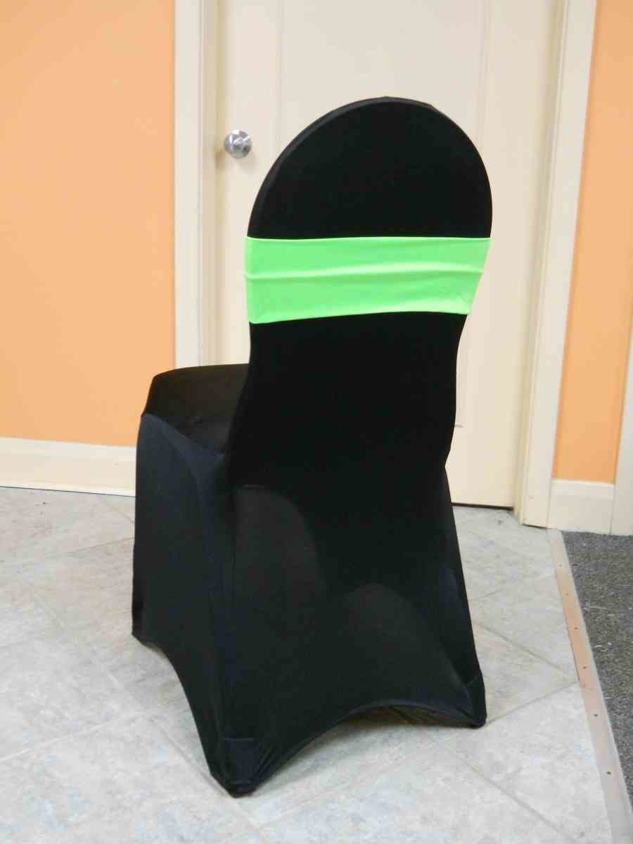 Spandex Chair Band (Lime)