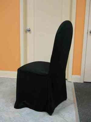 Scuba Chair Cover (Classic Black)