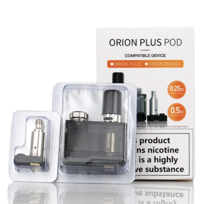 Lost Vape - Orion Plus Pod and Coils Pack