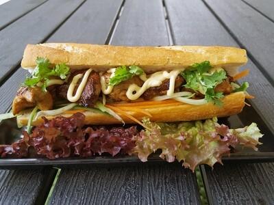 (BANH MI)  Vietnamese Sandwich