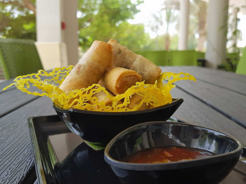 (CHA GIO) Vietnamese Crispy Spring Rolls