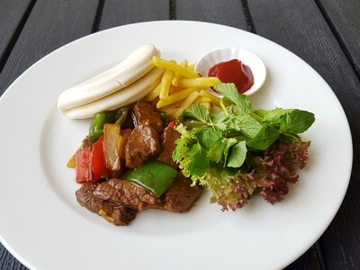 (BO LUC LAC) Vietnamese Shacking Beef