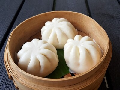 (DIM SUM BANH BAO) Chicken Steamed Buns