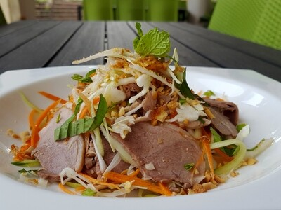 (GOI VIT) Duck Salad