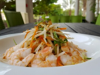 (GOI TOM) Shrimps Salad