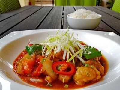 (GA XAO TU XUYEN) Szechuan Chicken