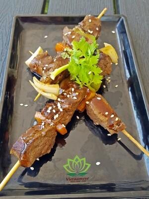 (BO NUONG XIEN) Vietnamese Beef Skewers