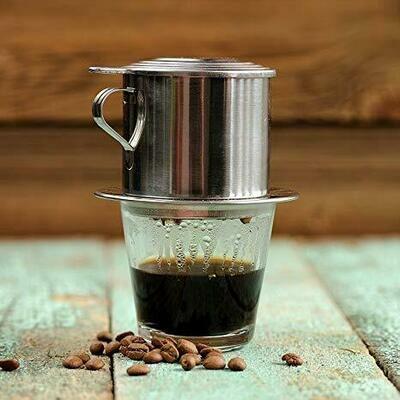 (CA PHE DEN) Vietnamese Black Coffee
