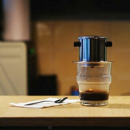 (CA PHE SUA) Vietnamese Condensed Milk Coffee