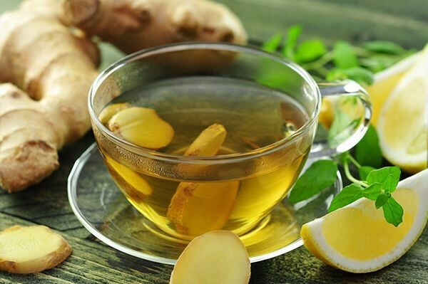 (TRA GUNG) Ginger Tea