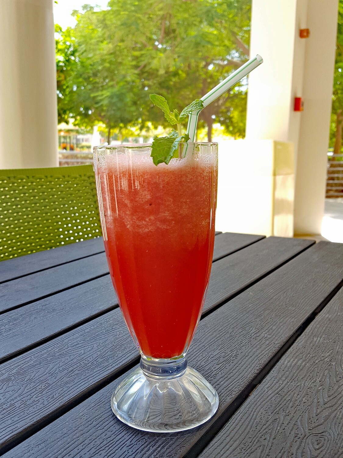 (NUOC DUA HAU) Watermelon Juice