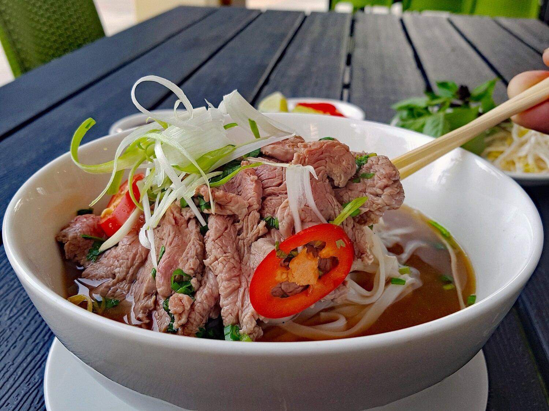 (PHO BO) Vietnamese Beef Noodle Soup (kid's portion)