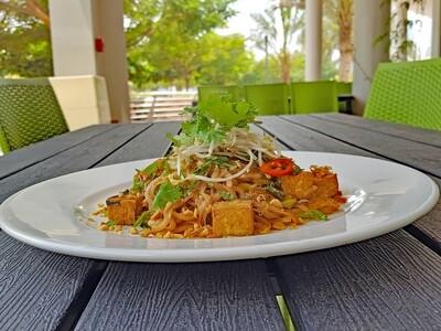 (Pho Xao Chay) Vegan Stir-fried Noodle (kid's portion)