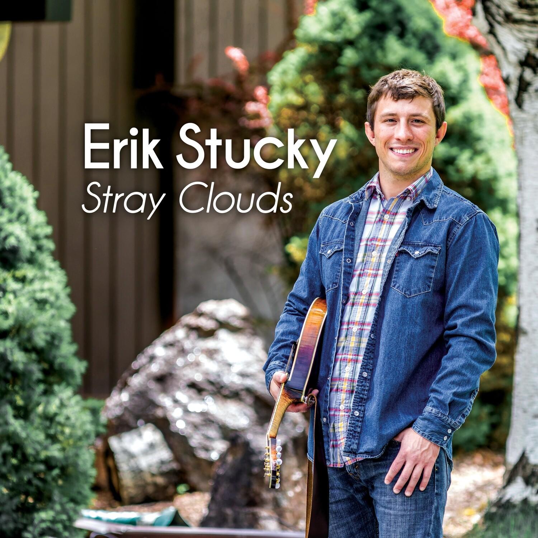 "Erik Stucky ""Stray Clouds"" (Hard Copy)"