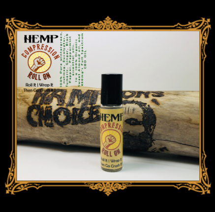 Hemp | CBD Essential Oil Roll-On