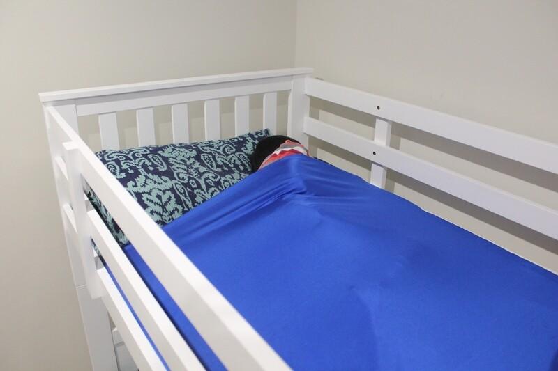 Sensory Sleep Comfy Compression Bed Sheet
