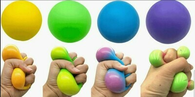 2 x Color Changing balls