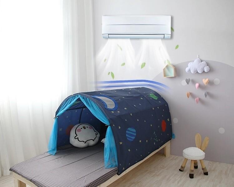 Sensory Bed Tent