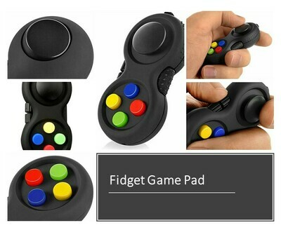 Fidget Game Pad