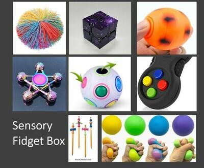 Sensory Fidget Box