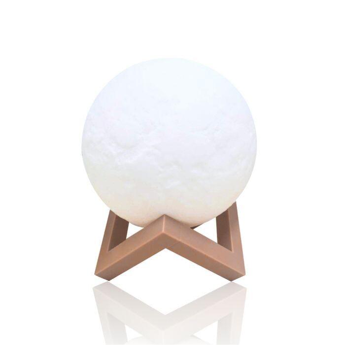 3D Magical Moon Lamp
