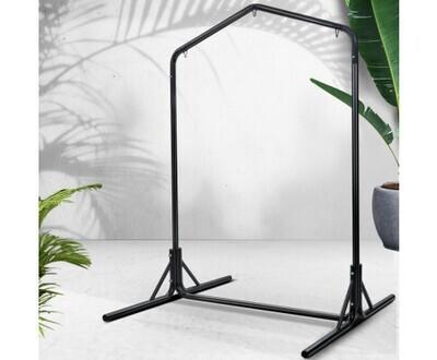 Double Hammock Steel Indoor Outdoor Stand