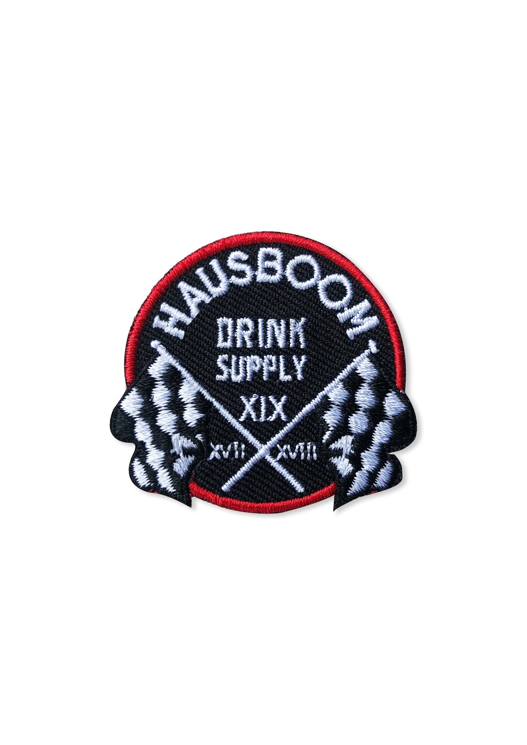 Drink Supply Iron-On Patch