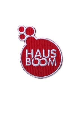 Hausboom Logo Iron-On Patch