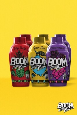 Pack of 6 | Boom Energy Shot 60ml