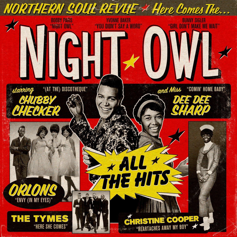 NIGHT OWL - Northern Soul Revue