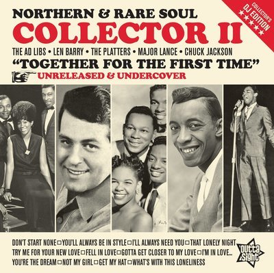 NORTHERN & RARE SOUL COLLECTOR Volume 2