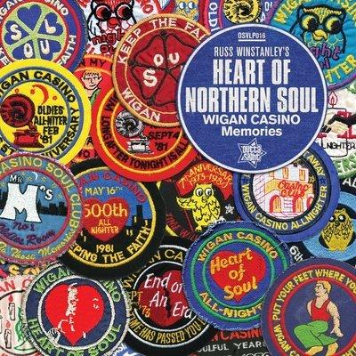 Russ Winstanley's HEART OF NORTHERN SOUL