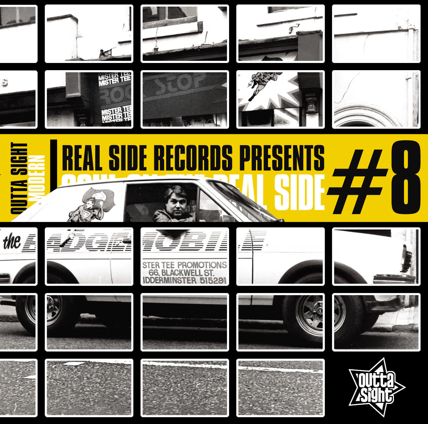 Real Side Records Presents SOUL ON THE REAL SIDE #8