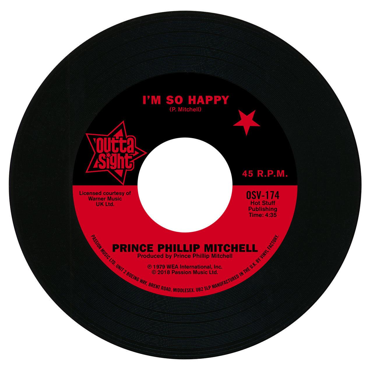Prince Phillip Mitchell / Lou Ragland