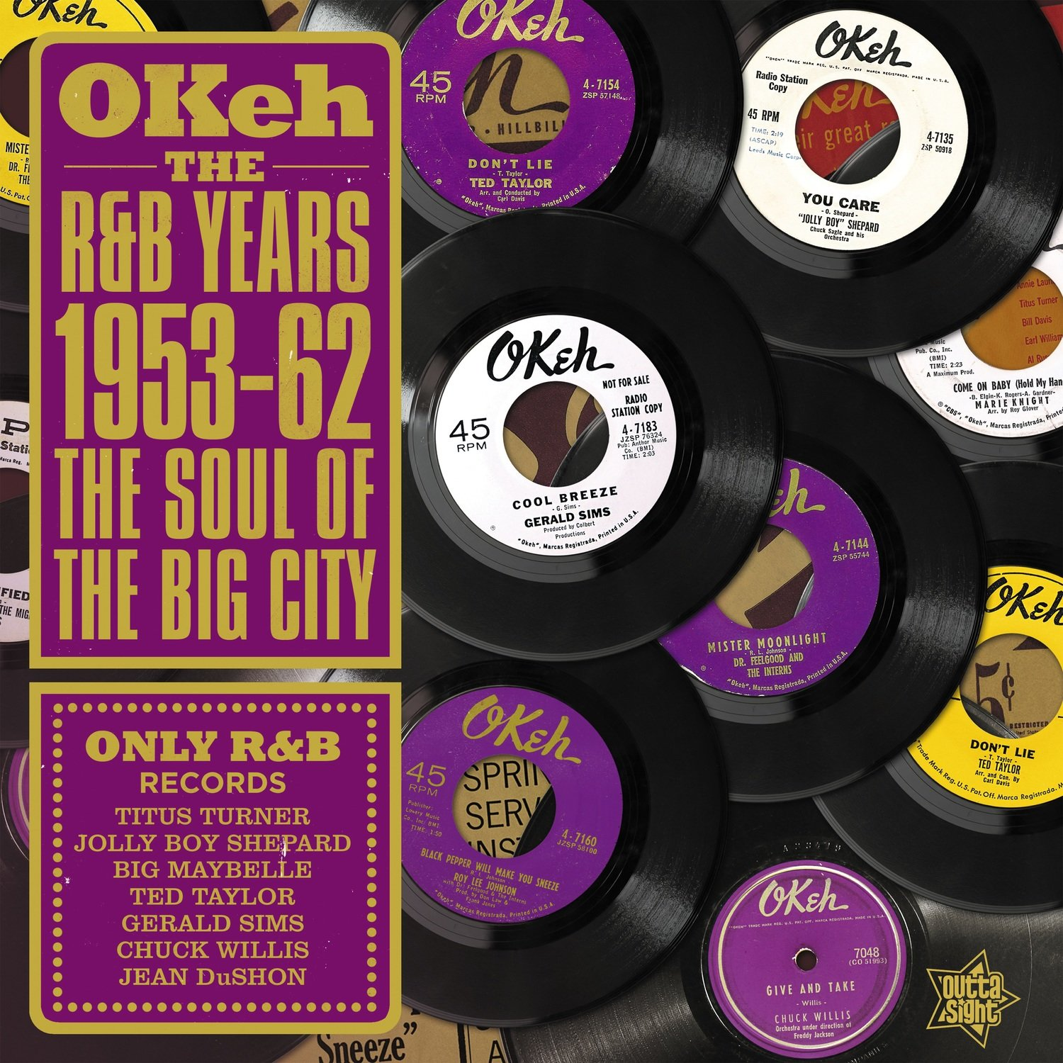OKEH The R&B Years 1953-1962