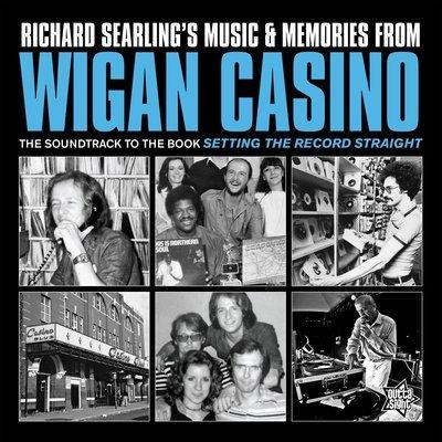 Richard Searling's Music & Memories of WIGAN CASINO