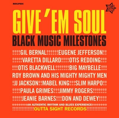 GIVE 'EM SOUL (Red Edition)