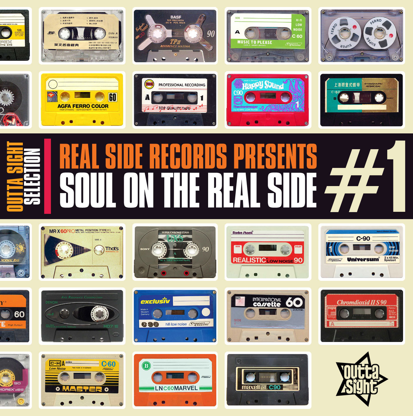 """Real Side Records Presents """"SOUL ON THE REAL SIDE"""""""
