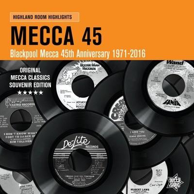 MECCA 45 Blackpool Mecca 45th Anniversary 1971-2016
