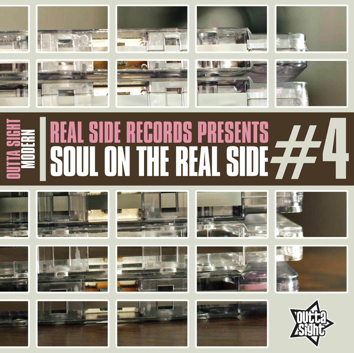 Real Side Records Presents SOUL ON THE REAL SIDE #4