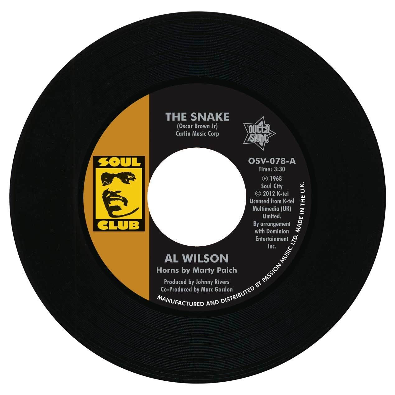 Al Wilson