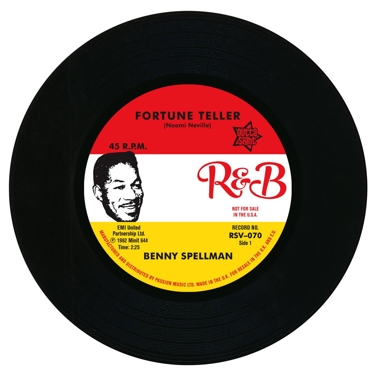 Benny Spellman / Ernie K-Doe