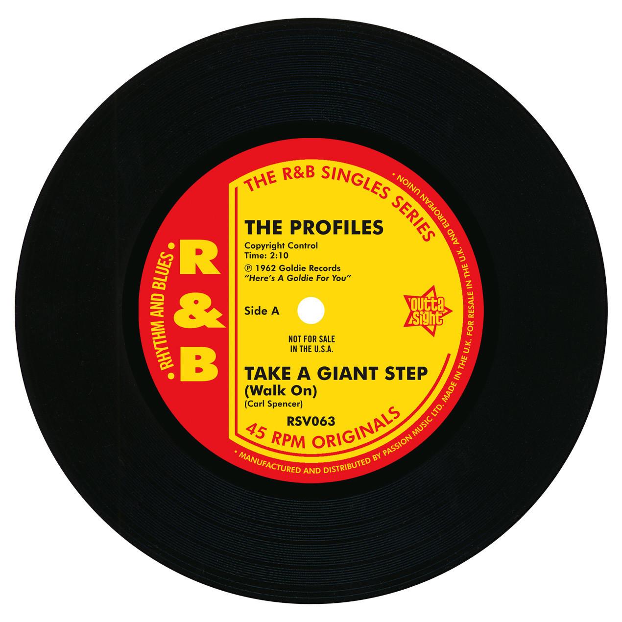 The Profiles / Johnny Appalachian