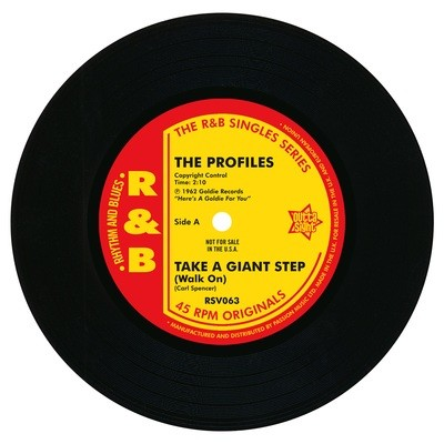 The Profiles / Johnny Appalachian
