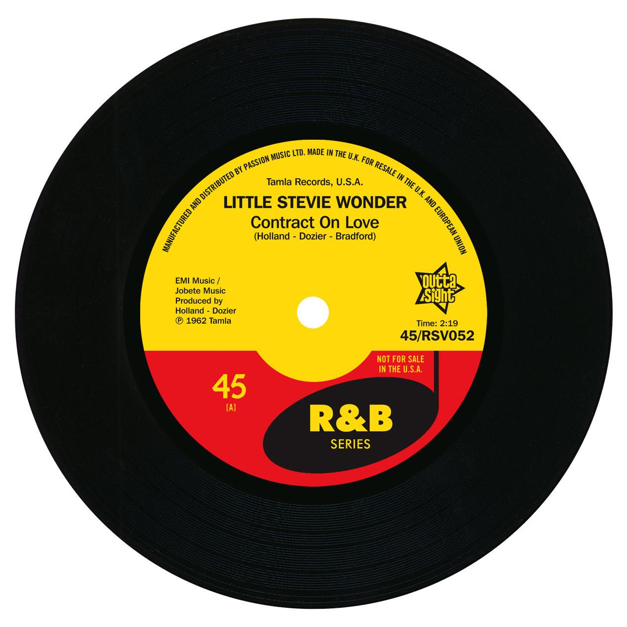 Little Stevie Wonder / Bob Kayli