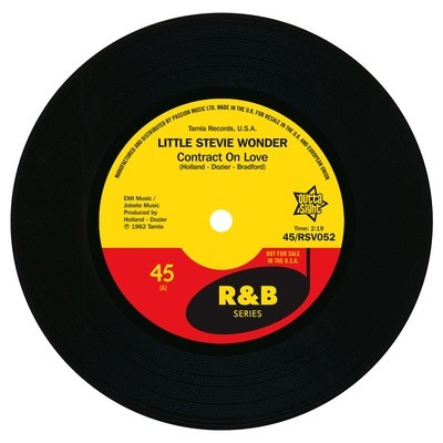 Little Stevie Wonder / Bob Kayli