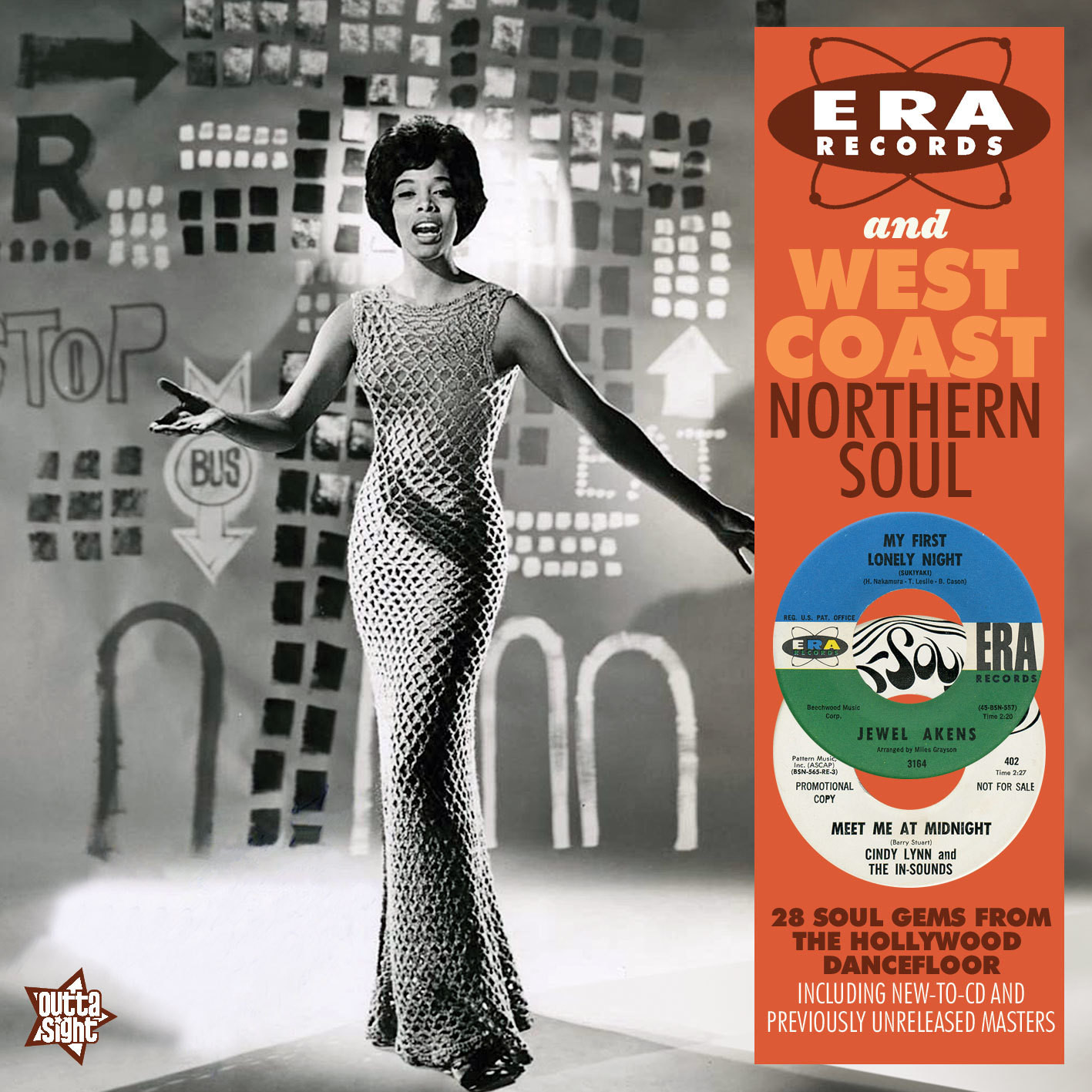 ERA RECORDS and West Coast Northern Soul