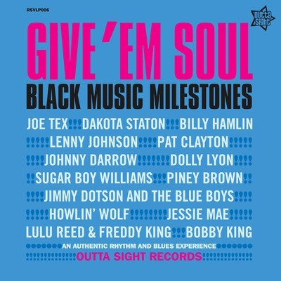 GIVE 'EM SOUL 3 (Blue Edition)
